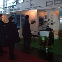 NGNS - Ingenious Solutions @ CeBIT, Hannover, Germany